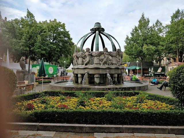 Wochenmarkt Gutenbergplatz