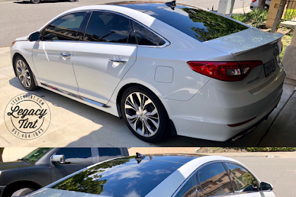 Mobile Window Tinting Temecula