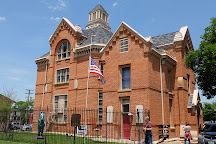 Pottawattamie County Squirrel Cage Jail and Museum, Council Bluffs, United States
