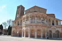 Church of Santa Maria e San Donato, Murano, Italy