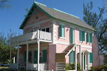 Haynes Library, Governor's Harbour, Bahamas