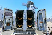 Battleship USS Iowa BB-61, Los Angeles, United States