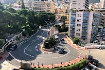 Fairmont Hairpin curve, Monte-Carlo, Monaco