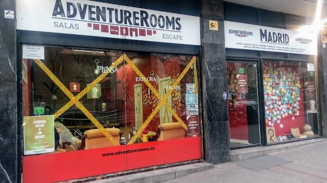 MADRID Escape Games Adventure Rooms