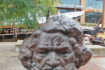 Frederick Douglass - Isaac Myers Maritime Park, Baltimore, United States