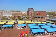 Leeds Kirkgate Market, Leeds, United Kingdom