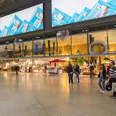 Станция  станции  München Hauptbahnhof