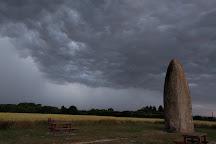 Menhir du Champ Dolent, Dol-de-Bretagne, France