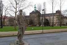 Immanuel Kant Park, Duisburg, Germany