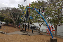 Kangaroo Point Cliffs Park, Brisbane, Australia