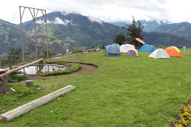 Banos Del.Visit La Casa Del Arbol On Your Trip To Banos Or Ecuador