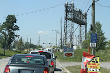 The Welland Canal, Welland, Canada