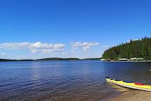 Lempukka Beach, Imatra, Finland