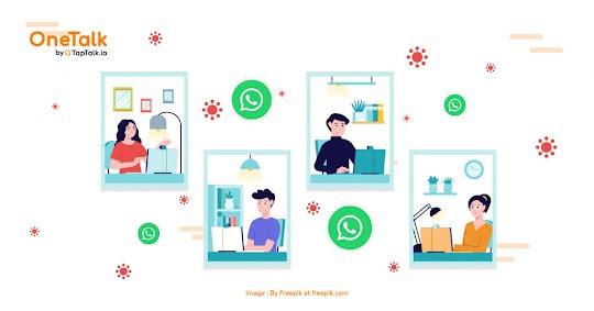 mendapatkan whatsapp business api
