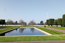 Aisne-Marne Memorial & Cemetery, Belleau, France