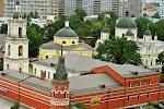 Колокольня, Абельмановская улица, дом 2А на фото Москвы
