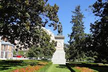 Estatua De Murillo, Madrid, Spain