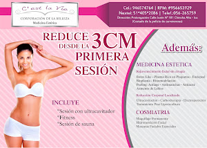 Cest La Vie - Corporacion de la Belleza / Zen - Wellness & Sauna Spa 2