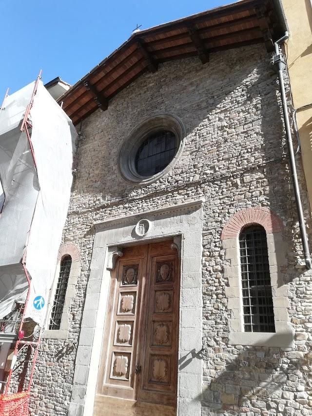chiesa di Santa Maria Vergine della Croce al Tempio