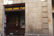 Ryans Irish Pub, Barcelona, Spain