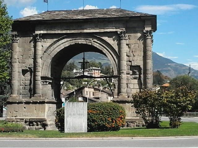 Arc D'Auguste