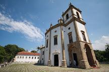 Church of Our Lady of the Glory of the Outeiro, Rio de Janeiro, Brazil