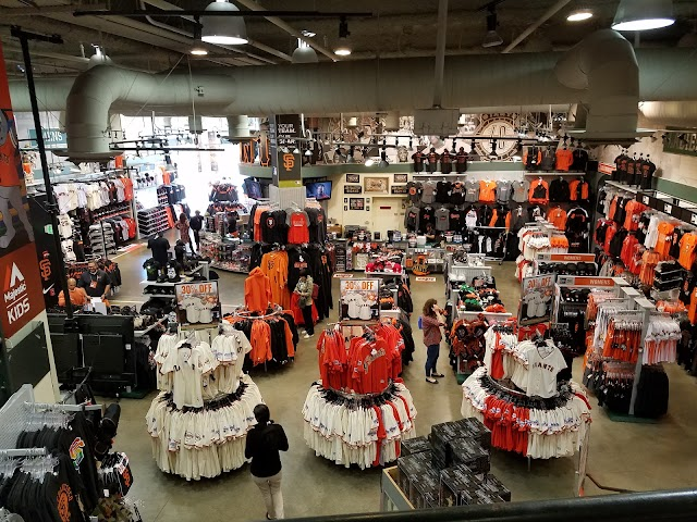 San Francisco Giants Dugout Store