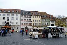 Markt, Weimar, Germany