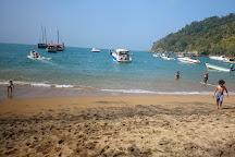 Fome Beach, Ilhabela, Brazil