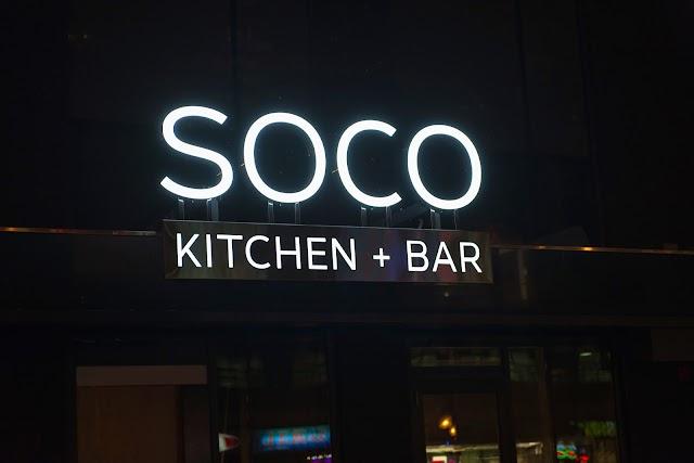 SOCO Kitchen + Bar