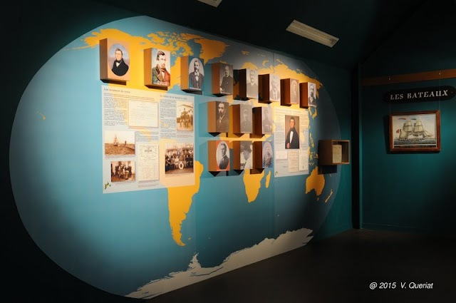 Musee Marins Et Capitaines