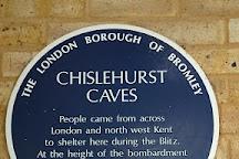 Chislehurst Caves, Chislehurst, United Kingdom
