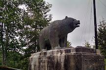 Douglas Memorial Bridge - Historical Memorial, Klamath, United States