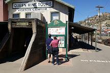 Queen Mine Tour, Bisbee, United States
