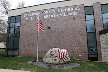 Freeborn County Historical Museum, Library & Village, Albert Lea, United States