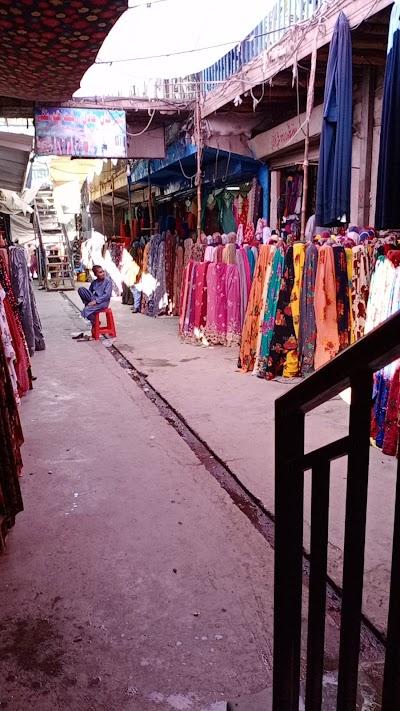 Zabit Momand Market ضابط مهمند مارکيټ