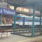 Железнодорожная станция  Ceska Trebova