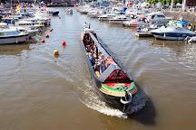 Bristol Packet Boat Trips, Bristol, United Kingdom