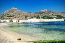 Praia Beach, Isola di Favignana, Italy