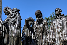 The Burghers of Calais Statue, London, United Kingdom
