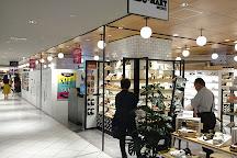 Keihan Mall, Osaka, Japan