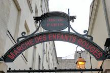 Marche des Enfants Rouges, Paris, France
