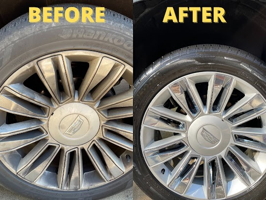 Mobile car detailing raleigh and wake forest