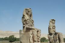 Colossi of Memnon, Luxor, Egypt