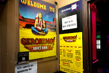 Geronimo Shot Bar, Hong Kong, China