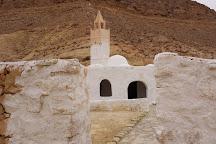 Mosquee des 7 Dormants, Chenini, Tunisia