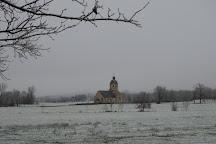 Eglise Sainte-Marie de Saint-Hymetiere, Saint-Hymetiere, France