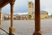 Plaza Mayor, Pedraza, Spain