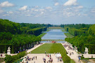 Versailles Gardens and French Cloister