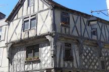 La Maison de la Lieutenance, Cognac, France